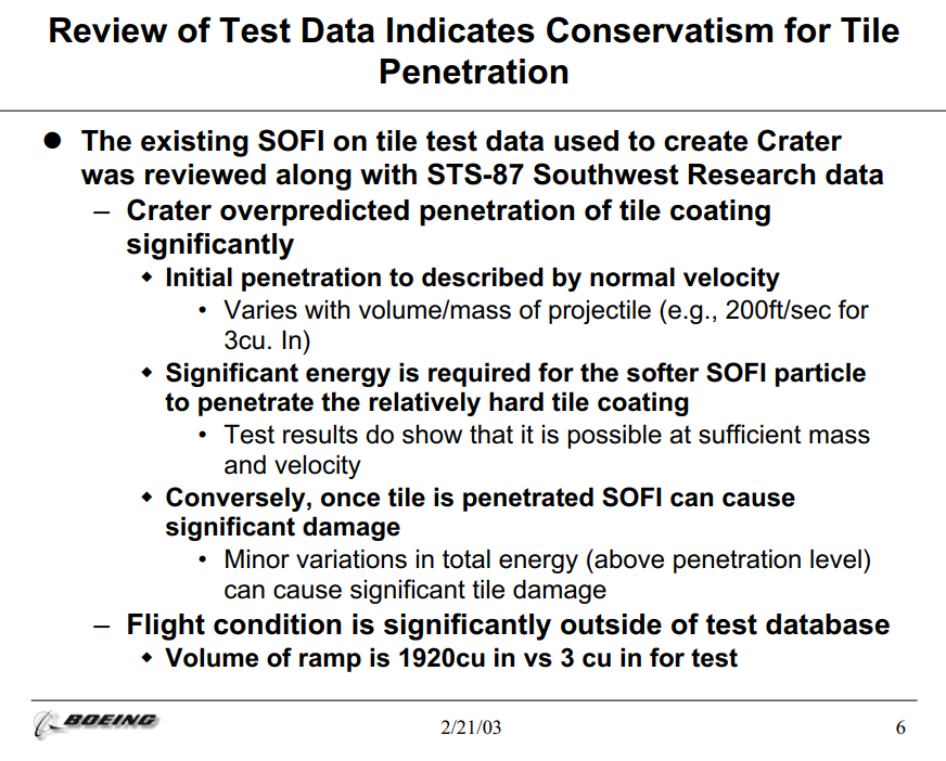 Information that doesn't follow the SCQA Framework